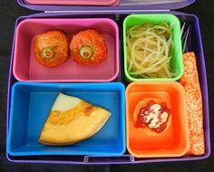 theworldaccordingtoeggface: Halloween Bento Box Lunch #halloween #bento #lunch