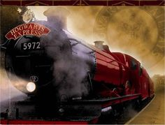The Hogwart's Express was chosen to represent the rough endoplasmic reticulum, because the Hogwart's Express transports students to and from school like the rough endoplasmic reticulum transports proteins throughout the cell.
