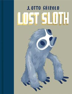 Lost Sloth by J Otto Seibolt looks like a cracker!