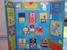 Wow! Now that's a Kaper Chart! Daisy Girl Scouts.
