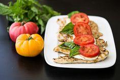 Balsamic Caprese Chicken Recipe