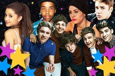 "Musicians Institute challenges you to write a coherent sentence using as many names from Billboard's ""21 under 21"" as possible.  Example: Miley Cyrus and Justin Bieber are headed in One Direction... http://www.billboard.com/articles/columns/pop-shop/5720544/21-under-21-musics-hottest-minors-2013"