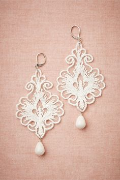 Regalia Earrings from BHLDN