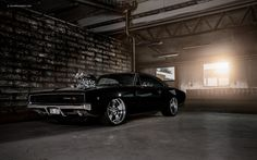 Dodge Charger 68 © Adam Palander motorcycl, dodg charger, truck, charger rt, nice ride, muscl car, american muscl, dream car, mopar