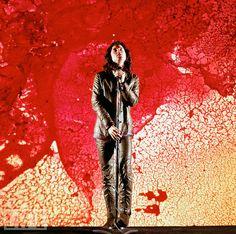 Jim Morrison of The Doors, 1968