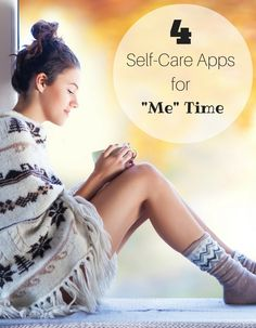 4 Self-care apps to