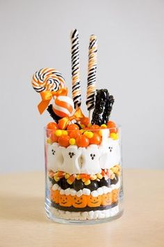 Lots of Halloween food Ideas.
