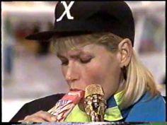 Merchandising do sorvete Frutilly, da Kibon (Xou da Xuxa 1992)
