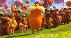 Old school: 'Lorax' movie revives environmental themes of 41-year-old Dr. Seuss book http://bit.ly/x8Ws4R