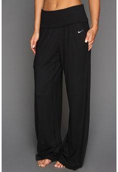 Nike Ace Wide Yoga Pants.. look soo comfy