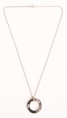 TIFFANY & CO. NECKLACE @Michelle Flynn Flynn Coleman-HERS
