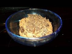 Atkins Diet Recipes: Low Carb Chocolate Mousse