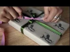 DIY Holiday Gift Wrapping by Tiny Prints