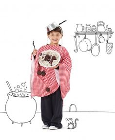 Homemade Halloween Costumes for Kids - Easy Homemade Halloween Costumes - Parenting.com