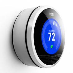 Nest - Learning Thermostat. Seriously cool! I love anything i can run from my phone