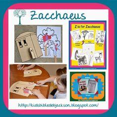 Zacchaeus - Preschool