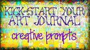 Art Journaling journal idea, creativ prompt, diy hair, journal prompt, art journals, pin parti, hair style, crafti babe, random pin