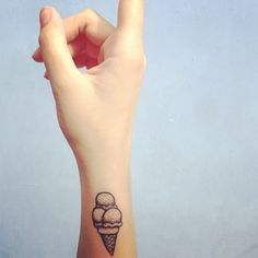 Chocolate Candy Tattoos For Wrist