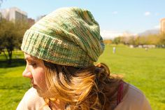 Perfect Slouchy Knit Cap
