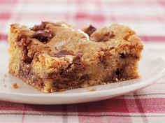 Caramel-Toffee Chunk Brownies