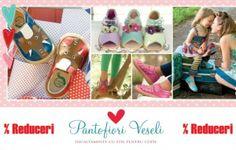 Pantofiori veseli pentru piciorusele iubite ale puiului tau! - http://www.outlet-copii.com/outlet-copii/incaltaminte-copii/pantofiori-veseli-pentru-piciorusele-iubite-ale-puiului-tau/ - Alegerea celei mai potrivite perechi de pantofi pentru copii, in special alegerea primei perechi ar trebui sa fie o experienta incantatoare si, mai ales, foarte simpla. Aceasta alegere i-a preocupat dintotdeauna pe parinti, mai ales cand suntem bombardati din toate partile despre informatii er