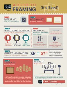 Guide to #Framing