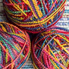 Yarn I'm using for honey cowl KAL!