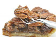 Corn Syrup Free Pecan Pie