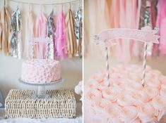 Pretty Pastel Baby Shower