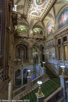 Opera House - Interiors