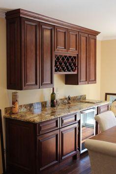 mapl kitchen, maple kitchen cabinets, maple cabinets kitchen, kitchen cabinet colors, wine rack, kitchen spaces, wine cabinets, kitchen cabinets maple, countertop