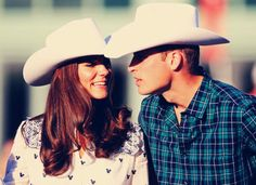 love the cowboy hats