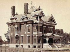 Finlay Ross House; 821 N. Waco Avenue in Wichita.