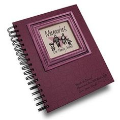Journals Unlimited - Memories- Our Family Journal