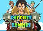 One Piece Vs Zombies | Juegos Plants vs Zombies - jugar gratis