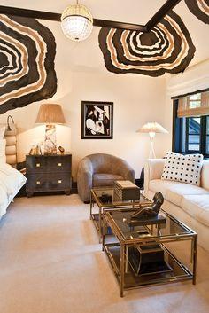 Kelly Wearstler Bedroom With Sofa