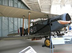 Bristol F2B - Two Seat Fighter - 1916 by gberg2007, via Flickr