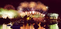 An Australia adventure with REI merges the best of fabulous city experiences with some of the best outdoor activities in the world.   New Years Eve fireworks over Sydney Harbour. Image Peter Wing