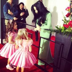 Sophia Grace and Rosie with Katy Perry