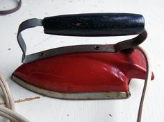 1950s Sunny Suzy toy iron