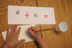 Montessori For Learning: Addition Practice