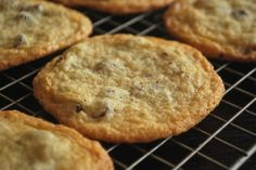 Lavender Oatmeal Chocolate Chip Cookies