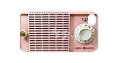 Vintage Pink Radio iPhone 4 / 4s Case by 1VintageSoul on Etsy, $19.00