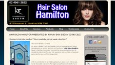 Hair beauty salon websites in new south wales on for A mission statement for a beauty salon
