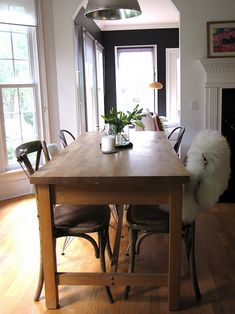 Dining room table I want