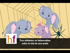 Un Elefante cancion con letra