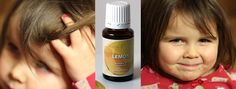 "Gum in Hair Removal with Lemon Essential Oil by Young Living from @Maureen Mills Spell   ""When 2yr. olds chew gum, they will get it in their hair. Instead of pulling out peanut butter, or the scissors, I grabbed my lemon essential oil instead. It worked great getting the gum out and smelled good too! ;) ..."""