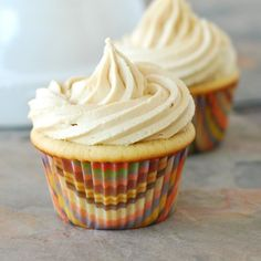 Peanut Butter Cup Cupcakes with Creamy Peanut Butter Frosting!!!