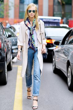 #13: Accessorize Smartly via @WhoWhatWear