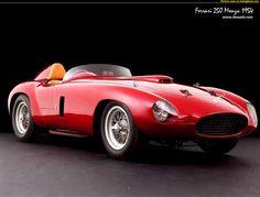 1954 Ferrari 250 Monza Spider